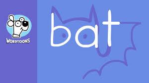 draw the word bat into a bat halloween wordtoon bat youtube