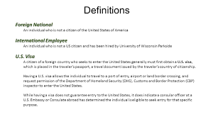 Wisconsin travel docs images Onboarding international employees payroll forms ppt video jpg
