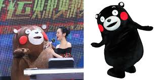 Kumamon Meme - chinese tv show criticised for allegedly copying meme character