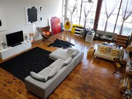 Open Floor Plan Studio Apartment House Tour Dee Adams A Director Of Design At Yahoo Fills Her