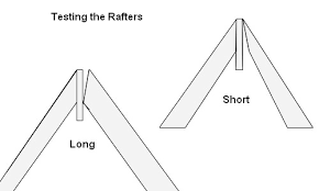 cutting rafters accurately