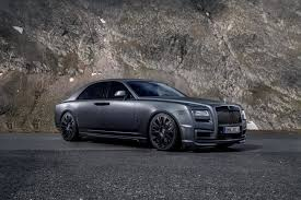 roll royce ghost rolls royce ghost gets tuned by ferrari specialist novitec