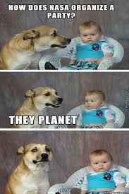 Dog Jokes Meme - wow much joke telling dog by lion117 meme center