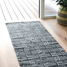 Chevron Runner Rug Gray Chevron Runner Rug Ntq Me