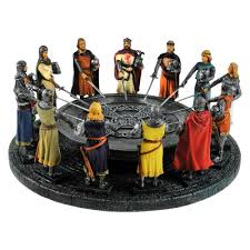 buy knights of the round table chess set english heritage