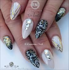 metallic nail art designs gallery nail art designs