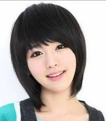 hairstyle asian korean short hairstyles for women 2013