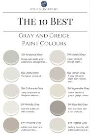 best warm gray paint colors home design inspiration