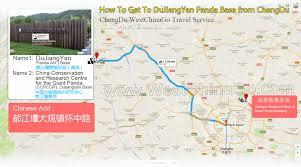Pandas Map 8 Things To Know About Taking Photo With Panda China Chengdu
