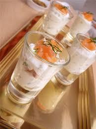 cuisine de a à z verrines recette de verrines de saumon fumé ricotta ciboulette et aneth