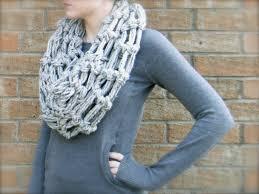 bulky yarn crochet patterns scarf crochet and knit