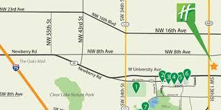 gainesville map stay near uf and explore gainesville fl gainesville florida