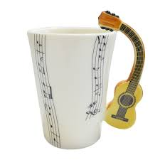 guitar handle coffee mugs home design garden u0026 architecture