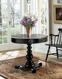 foyer accent table half round accent table foyer table round accent table target