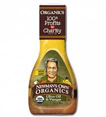 organic olive oil u0026 vinegar dressing newman u0027s own
