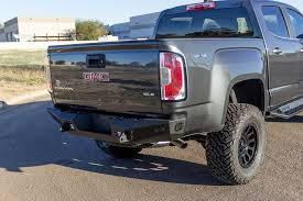 dodge prerunner bumper 2015 gmc canyon aftermarket truck parts now available