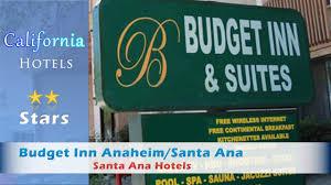 lexus hotel sc budget inn anaheim santa ana santa ana hotels california youtube