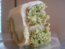 green tea cake with white chocolate buttercream recipe