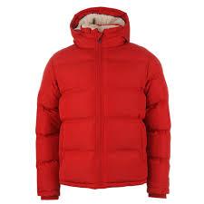 soulcal mens two zip bubble jacket fleece lining long sleeves ebay