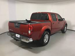 nissan frontier king cab length 2014 used nissan frontier 4wd crew cab swb automatic sv at mini