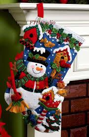 snowman with birds 18