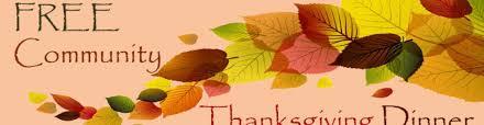 free community thanksgiving dinner wesley united methodist church