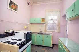 kitchen furniture sydney vintage house in sydney is a time capsule since 1946
