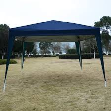 10 X 5 Canopy by Gopuls 10 U0027 X 10 U0027 Wedding Party Shelter Canopy With Carry Bag