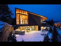 chalet houses homes whistler modern chalet