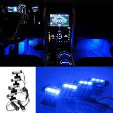 Colored Interior Car Lights Shop Blue Led Interior Lights On Wanelo