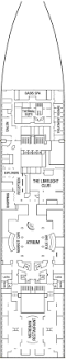 norwegian dawn floor plan p u0026o britannia cruise ship and top cruise deals