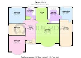 qmc floor plan bungalows for sale in wollaton nottingham your move
