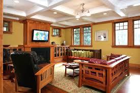 arts and crafts style homes interior design craftsman style interior decorating craftsman style interior