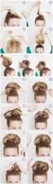 medium length hairstyle tutorials 2017 messy updos for medium length hair