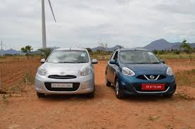nissan micra 2013 2013 nissan micra vs old nissan micra comparison indian autos blog