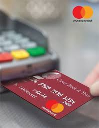 debt cards bank trust personal debit cards