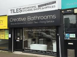 creative bathrooms and tile showroom dundonald plumber bathroom