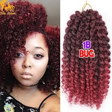 bohemian crochet hair aliexpress buy freetress crotchet braids curly bohemian afro