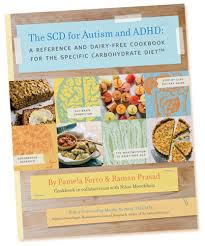 scd reference and cookbook for children with autism or adhd