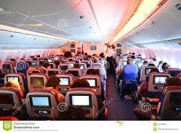 Boeing 777 Interior Aeroflot Boeing 777 Interior Editorial Stock Image Image 59785954
