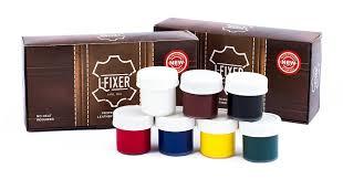 Leather Sofa Rip Repair Kit by L Fixer Leather Repair Kit