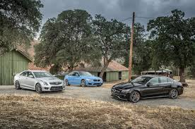 2015 bmw m3 vs 2016 cadillac ats v sedan vs 2015 mercedes amg