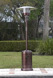 patio heater safety amazon com fire sense hammer tone bronze commercial patio heater