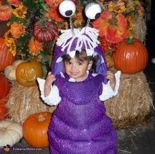 boo monsters baby costume photo 2 3