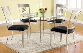 dining room set for 4 home design 85 inspiring small dinette sets for 4s