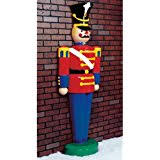 Metal Toy Soldiers Christmas Decorations by Amazon Com Life Size Half Toy Soldiers Outdoor Christmas Lawn