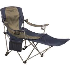 Lounge Camping Chair Kamp Rite Folding Chair With Removable Foot Rest Cc231 B U0026h Photo