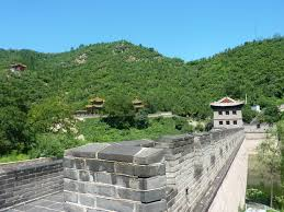 Great Wall Of China On Map by Great Wall Of China Chinese Painting Sculpture Singing And Nature