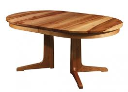 contemporary pedestal dining table the joinery portland oregon