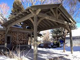 construction glossary timber frame arbor pavilion pergola